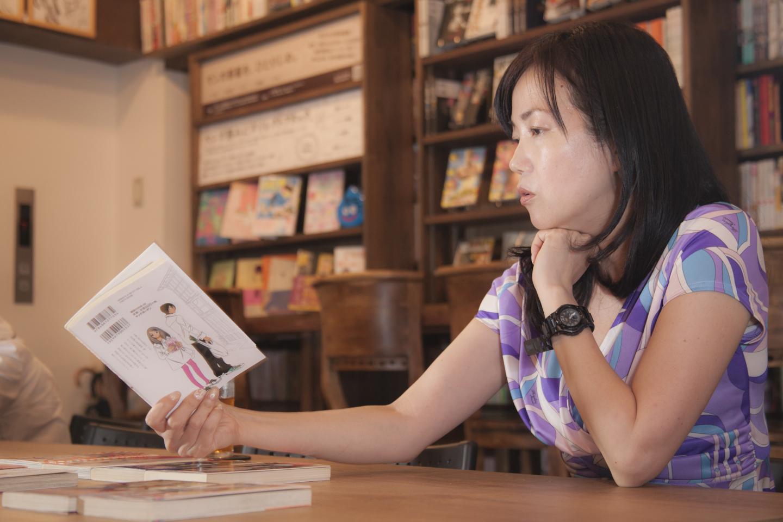"""「恋愛は""""味つけ""""としては最高ですが、メインディッシュではないと思うんですよね。大人になれば特にその傾向が強くなると思います」と和久井さん"""