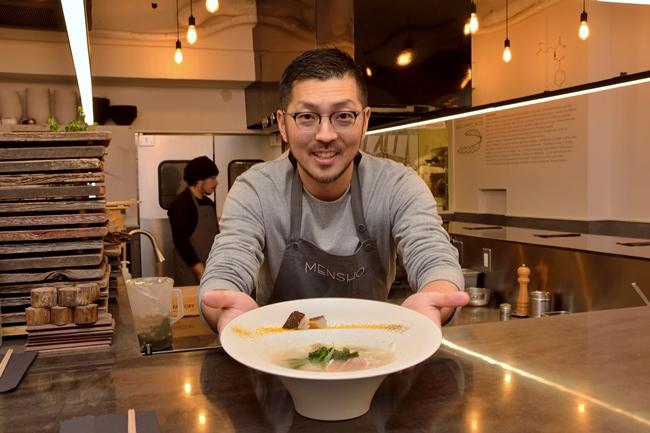 庄野智治さん。2016年2月にはサンフランシスコ店をオープンする一方、国内の地方イベントなどにも積極参加。グローバルに活躍しています