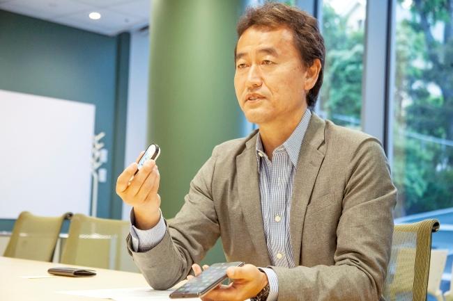 Amazonデバイス プロダクトマネジメント本部 シニアプロダクトマネージャーの橋本肇さん。日本市場向けの製品企画を担当
