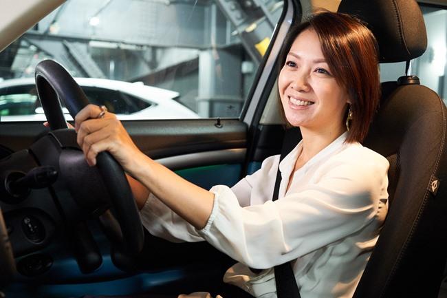 必要な時にいつでも、短時間から利用できるのがカーシェアリングのよさ。使い方も自由度が高い