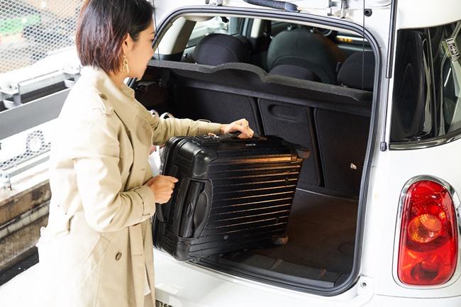 駅や空港などへの車両配備を積極的に行なっているタイムズカープラス。1枚のカードで全国にある約2万台の車が利用できます