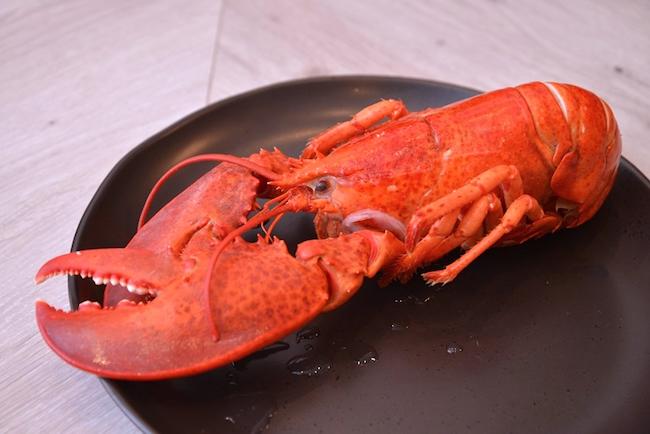 調理はとても簡単。温めた場合は、海老の芳しい香りが幸せな気分にしてくれます