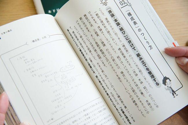 原著と比較すると、テキストページ部分にも読みやすい&わかりやすいようマーカーや図版をうまく組み合わせた工夫がなされている