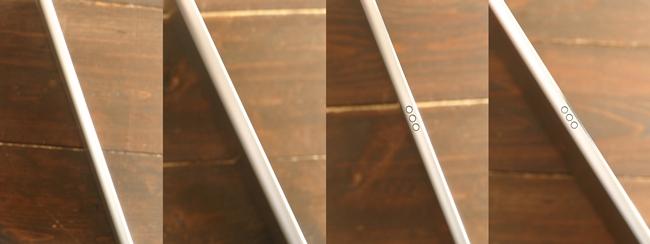 小さな丸が三つ並んでいるのが、「Smart Connector」だ。iPad Proシリーズのみに備わっている