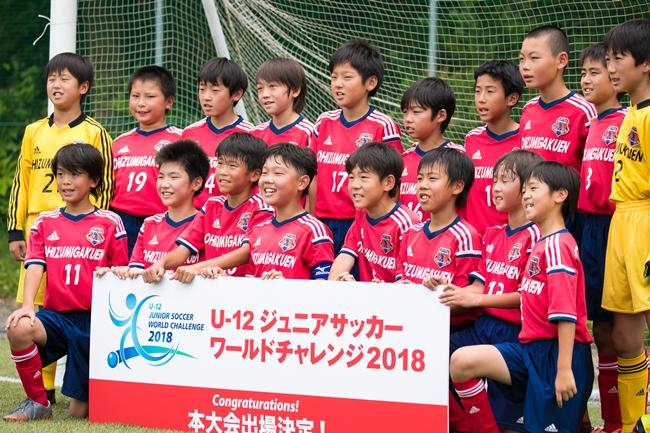 東京会場の決勝ではFC大泉学園(写真)がVITTORIAS FC.jrを1対0で下して初出場を果たすなど、今大会も各予選から激しいバトルを繰り広げています
