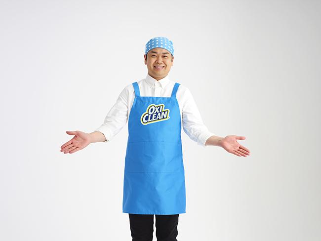 掃除と料理が得意な家事芸人・松橋周太呂(家事えもん)さん