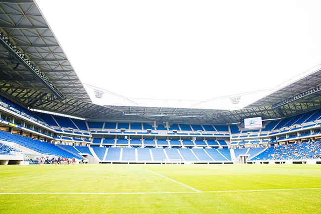 大会の舞台は昨年同様大阪に。参加チームも32チームに拡大し、準決勝、決勝、3位決定戦はパナソニックスタジアム吹田のフルコートを利用して行われた。