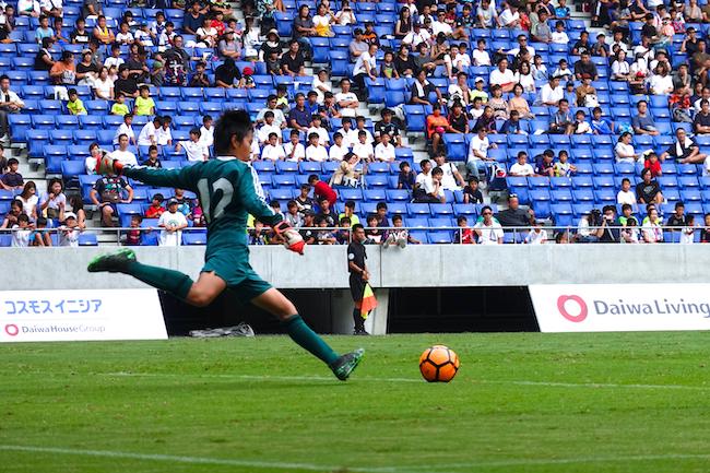 「U-12ジュニアサッカーワールドチャレンジ」は大和ハウスグループ各社の協賛でスタートしたが、年々サブスポンサーやメディアパートナーが増えている。サッカー少年たちに与える影響を考えれば、日本サッカーの未来に大きく貢献しているといえるだろう。