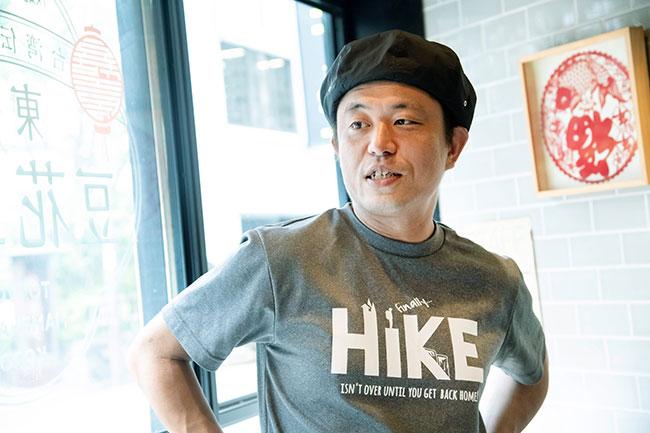 店主の田邊与志久さんは、東京豆花工房だけでなく、台湾の朝食が楽しめる五反田の「東京豆漿生活」の店主でもある。こちらのお店も早朝から大行列ができる人気店で、筆者もリピーターの1人だ。