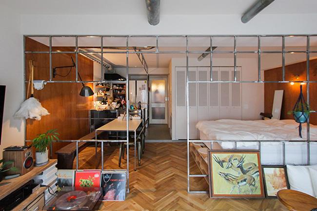 「カウカモ編集長、渋谷で中古マンションを買う。未来を見据えながら、今を楽しむリノベーション!」(https://cowcamo.jp/magazine/column/カウカモ編集長の家)