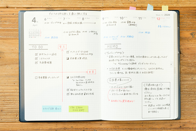 「NOLTY エクリB6 メモ」1760円(税込)/日本能率協会マネジメントセンター